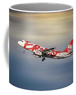 Ernest Airbus A320-233 Coffee Mug