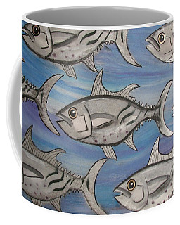 7 Fish Coffee Mug