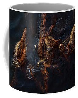 Ice Art Coffee Mug