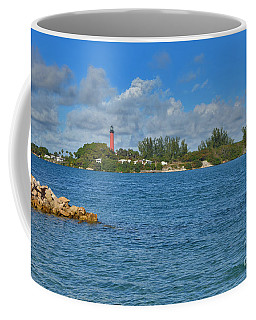 7- Jupiter Lighthouse Coffee Mug