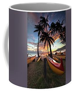 Kihei Canoes Coffee Mug