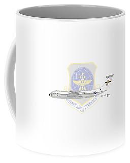 Coffee Mug featuring the digital art Lockheed C-141a Starlifter by Arthur Eggers