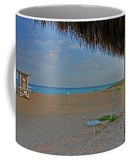 Coffee Mug featuring the photograph 7- Southern Beach by Joseph Keane