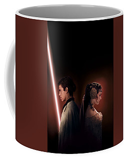 Star Wars Episode II - Attack Of The Clones 2002 Coffee Mug