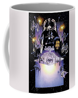 Star Wars Episode V - The Empire Strikes Back 1980 Coffee Mug