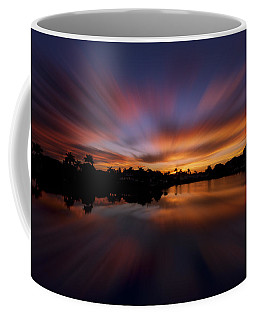Sunrise At Naples, Florida Coffee Mug