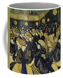 The Dance Hall In Arles Coffee Mug