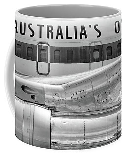 707 Nacelle And Fuselage Coffee Mug