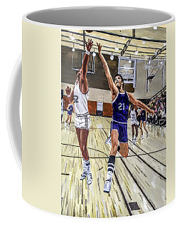 70's Layup Coffee Mug
