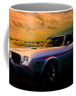 72 Ford Ranchero By The Sea Coffee Mug