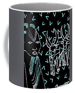 Dinka Bride South Sudan Coffee Mug