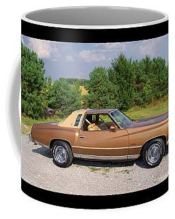 76 Monte Carlo Coffee Mug