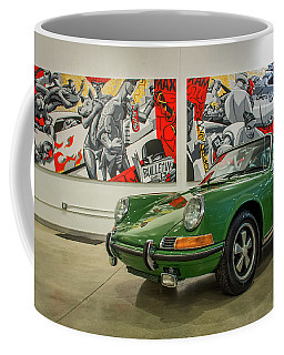 7796- Cars And Guitars Coffee Mug