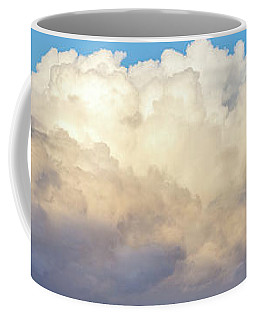 Coffee Mug featuring the photograph Clouds by Les Cunliffe