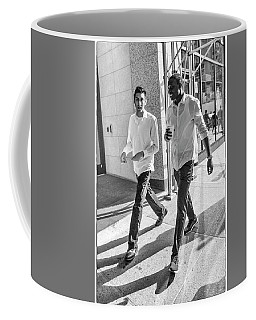 7th Aveune Manhattan. Coffee Mug