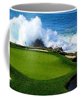 7th Hole - Pebble Beach  Coffee Mug