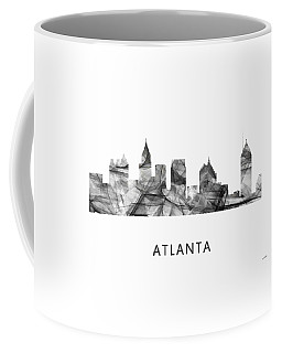 Atlanta Georgia Skyline Coffee Mug