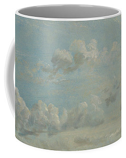 British Title Cloud Study Coffee Mug