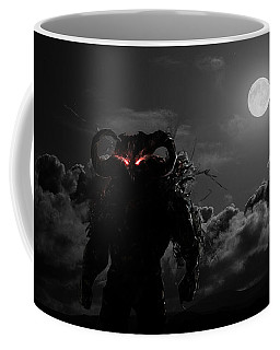 Demon Coffee Mug