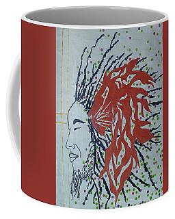 Jesus Lion Of Judah Coffee Mug by Gloria Ssali