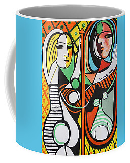 Picasso By Nora Coffee Mug