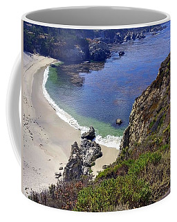 Point Lobos Beach Coffee Mug