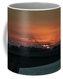 Sunset Coffee Mug by Jane Luxton