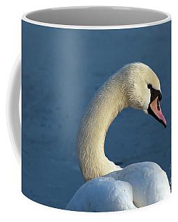 Swan Portrait Coffee Mug