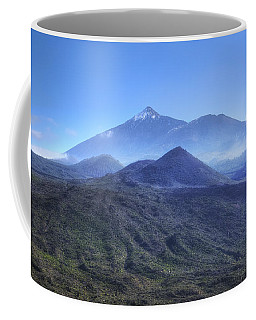 Tenerife - Mount Teide Coffee Mug