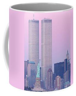 Usa, New York, Statue Of Liberty Coffee Mug