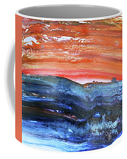 85-offspring While I Was On The Path To Perfection 85 - World's Fastest Landscape Painting Coffee Mug