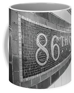 86th Street Subway  Coffee Mug