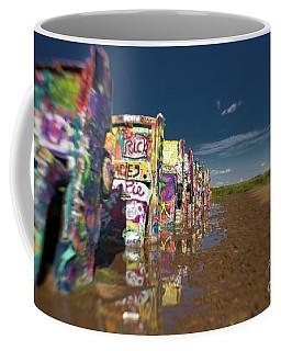 Texas 66 Coffee Mug