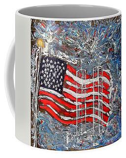9/11 Tribute Coffee Mug