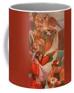 Angels Descending Coffee Mug
