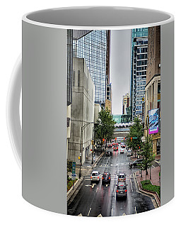 Charlotte North Carolina Views Around  Downtown Coffee Mug