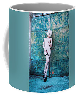 Coffee Mug featuring the photograph Kelevra by Traven Milovich