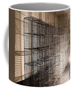Light Coffee Mug by Yury Bashkin