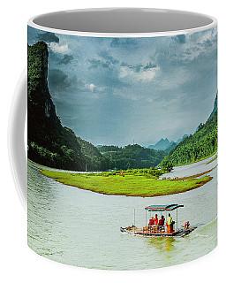 Lijiang River Scenery Coffee Mug