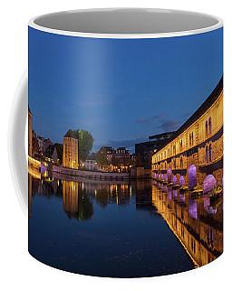 Barrage Vauban Of Strasbourg Coffee Mug by Anastasy Yarmolovich