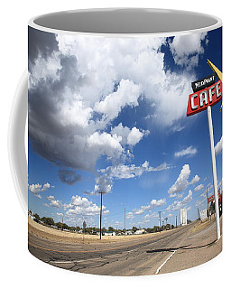 Route 66 Cafe Coffee Mug