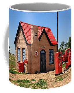 Route 66 - Phillips 66 Gas Station Coffee Mug
