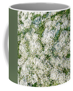 Spring Season - Inspired By Jackson Pollock Coffee Mug