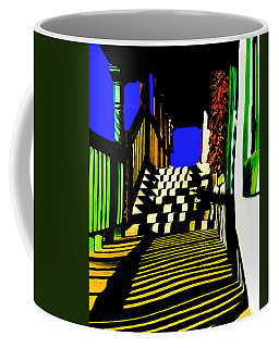 Streets Of Taos Coffee Mug