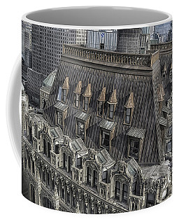 90 West - West Street Building Coffee Mug