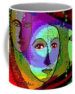 905 - A Certain Glare In The Eyes - 2017  Coffee Mug