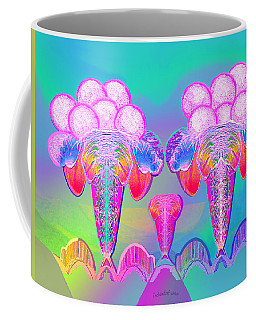 917 - Icecream Summerfruit A  Coffee Mug