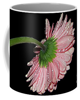Pink Gerber Coffee Mug
