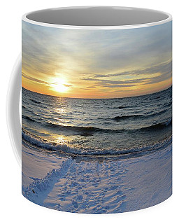 Coffee Mug featuring the photograph -9c At Sunrise Two  by Lyle Crump