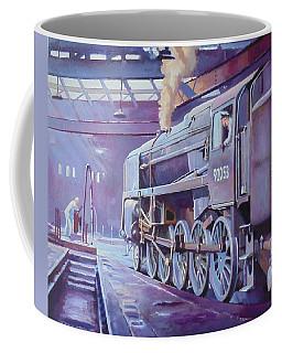 9f On Shed. Coffee Mug